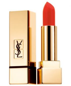 Son YSL Màu 213 Orange Seventies