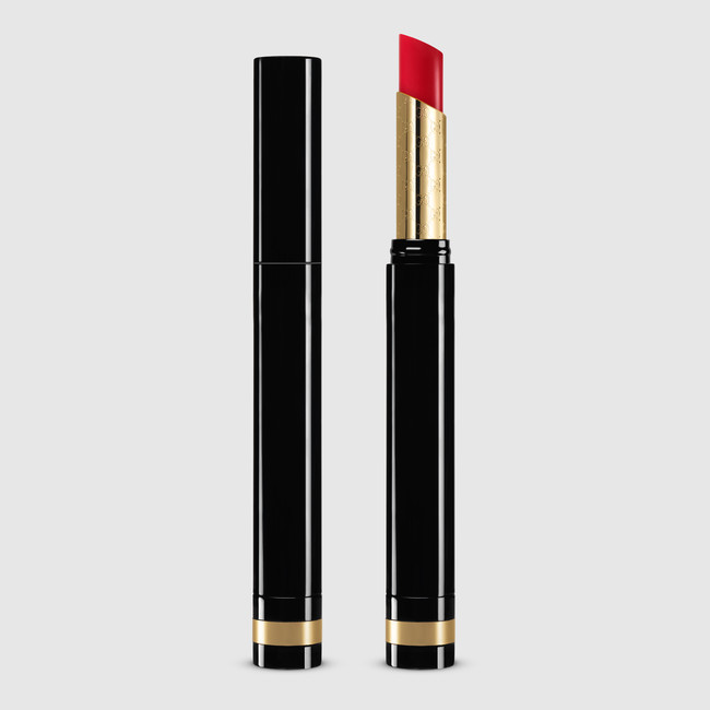 Son Gucci 300 Iconic Red - Sensuous Deep Matte Lipstick