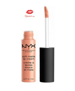 Son kem NYX Soft Matte Lip Cream Athens