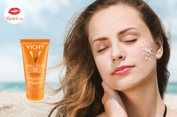 Review kem chống nắng Vichy Capital Ideal Soleil SPF 50 50ml